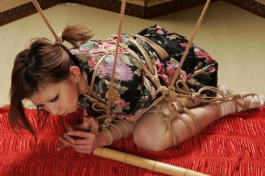 Intro To Shibari, Japanese Rope Bondage