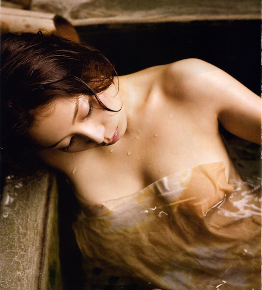 Hot yoko mitsuya nude that