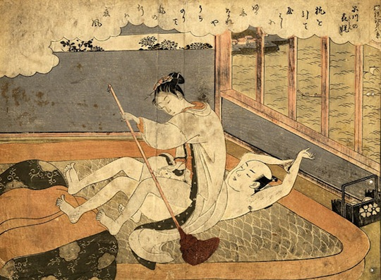 Sex in ancient japan