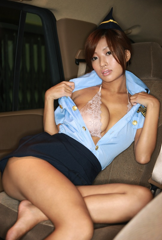 kana tsugihara cosplay gravure japanese idol hot sexy