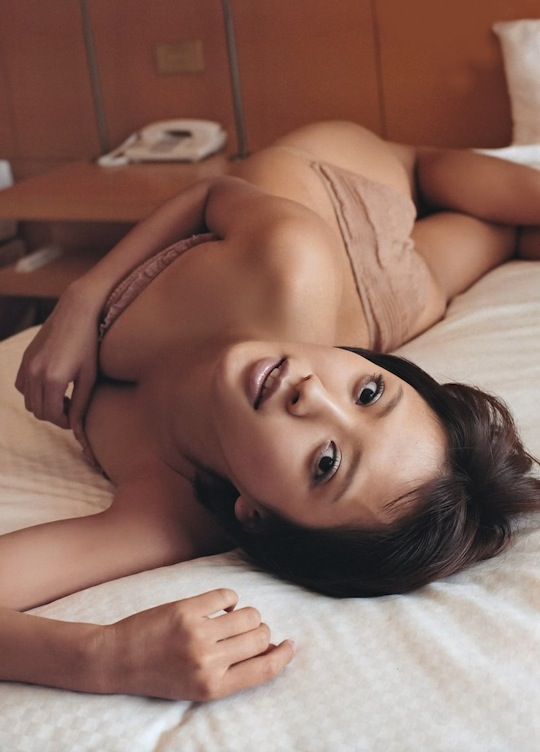 Idol of the Week: Natsuna   Tokyo Kinky Sex, Erotic and Adult Japan