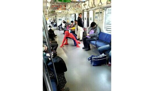 japan train tokyo people crazy passengers