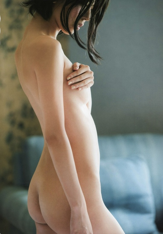mao miyaji nude japanese model hot idol