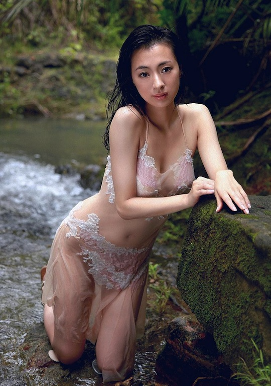 masako umemiya japanese hot model sexy 梅宮万紗子 セクシー