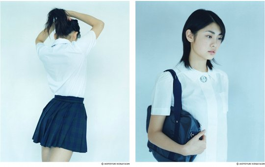 motoyuki kobayashi school girl japan photography 小林基幸