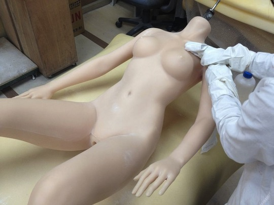 orient industry factory japan sex doll love silicone