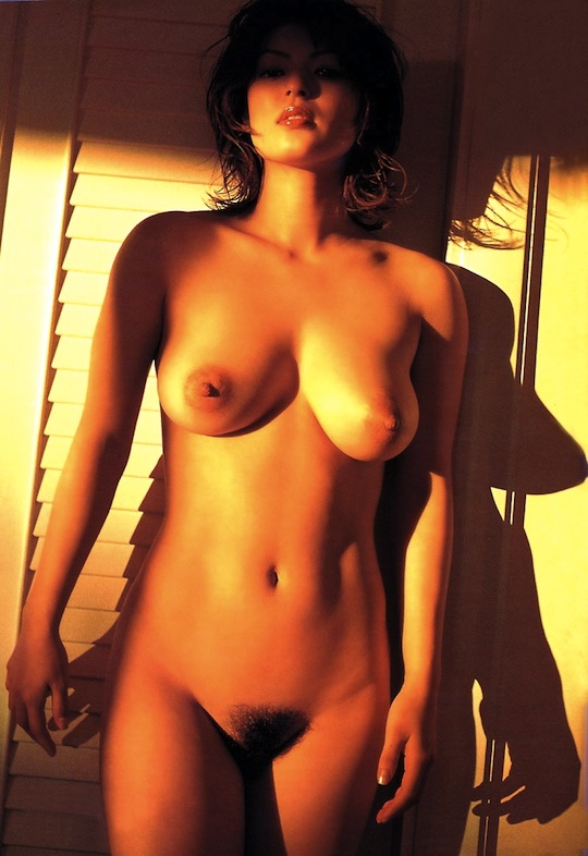 Idol Of The Week Chieko Shiratori  Tokyo Kinky Sex -7324