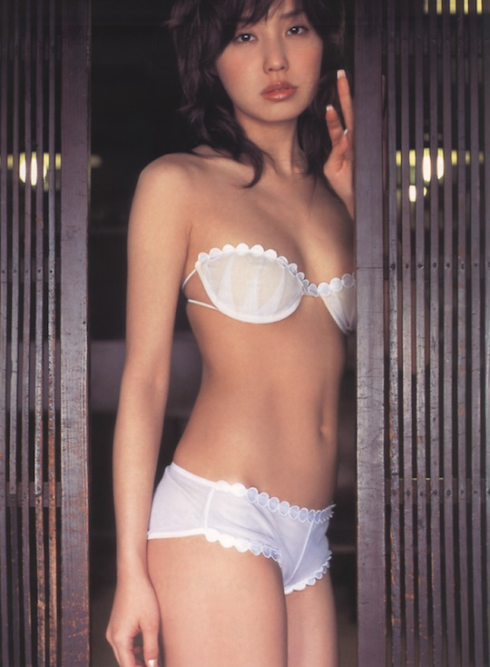 megumi fukushita sexy nude japan model actress hot 福下恵美 セクシー ヌード