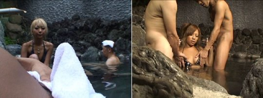 japanese onsen hot spring sex girl hot nude porn jav gyaru