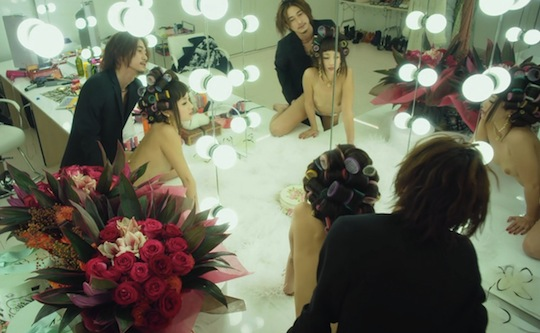 helter skelter erika sawajiri sex scene nude 濡れ場 沢尻エリカ