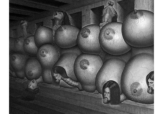 yoshifumi hayashi japan erotic art