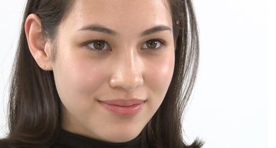 kiko mizuhara nobuyoshi araki shiseido