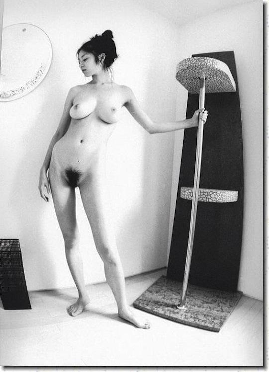 saki takaoka nude naked sexy