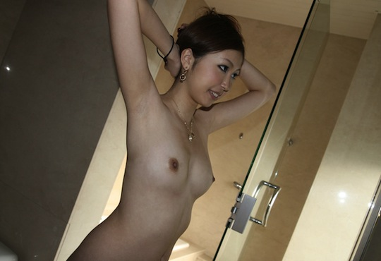 japanese girl nude naked bathroom sexy