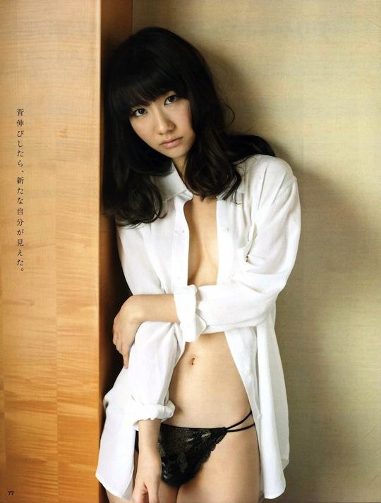yuki kashiwagi akb48 sexy idol model