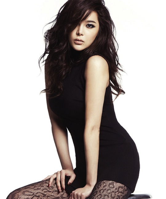 The Sexiest Korean Actresses And Models