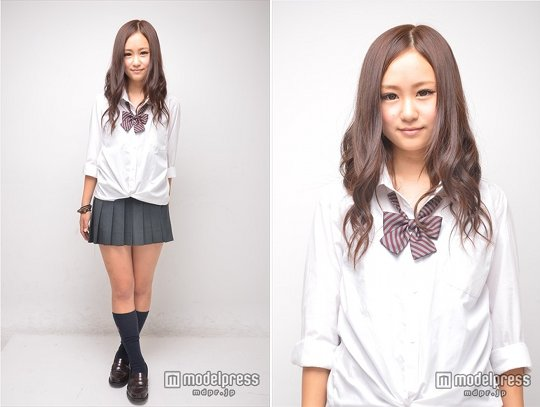 cute high school girl student schoolgirl japan