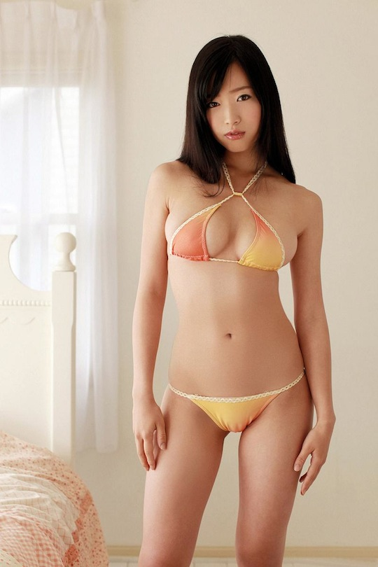 佐々木心音 ヘアヌード kokone sasaki sexy naked idol gravure japan hair nude