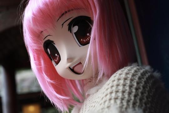 anime kigurumi costume suit