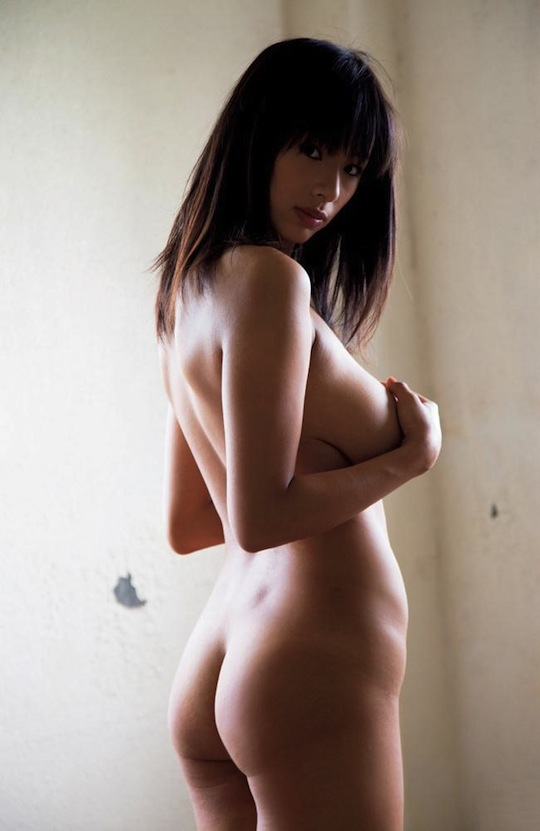 japanese butt nude