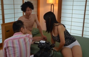 Scenes of the japan behind porn movie not