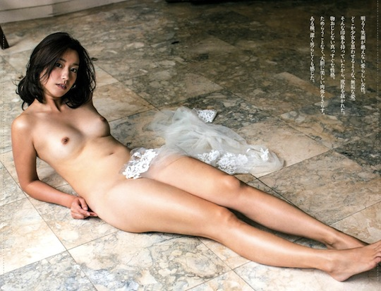 reisa maekawa sexy nude naked hot body japanese actress