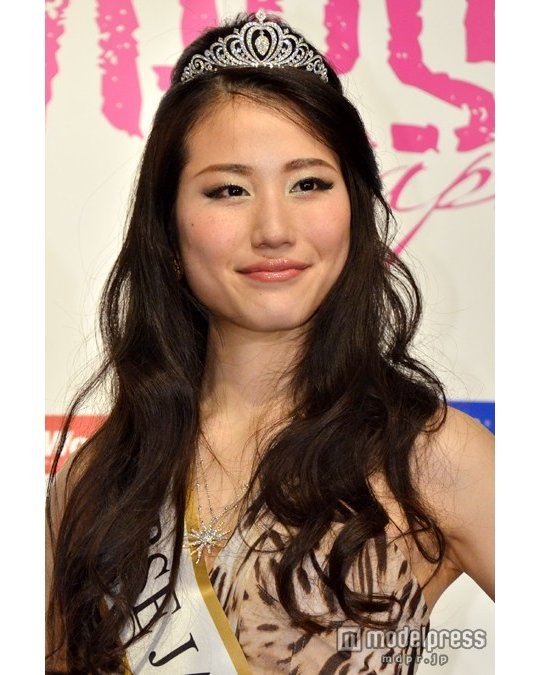 Keiko Tsuji Announced As Miss Universe Japan 2014 Winner
