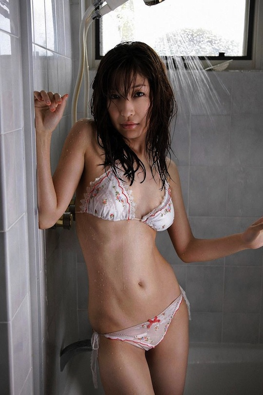 mayumi ono 小野真弓 japan model idol hot gravure