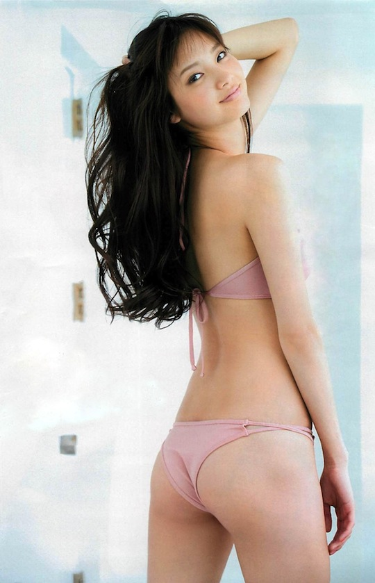 yua shinkawa japanese actress fashion model sexy hot