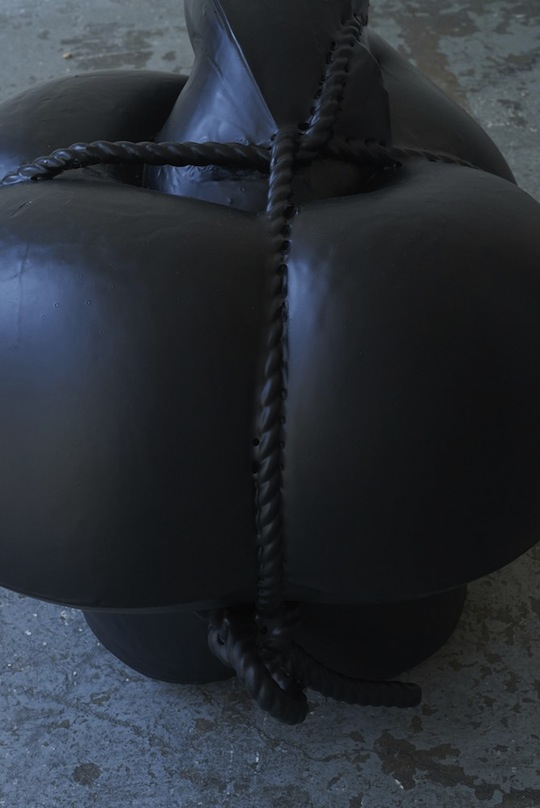 shibari rope bondage furniture jo nagasaka foam seats milano