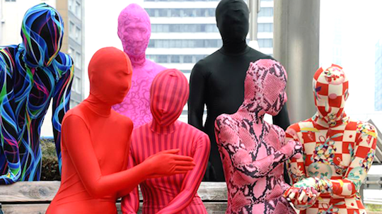 zentai bodysuit zenshin tights japan fetish spandex costume sex
