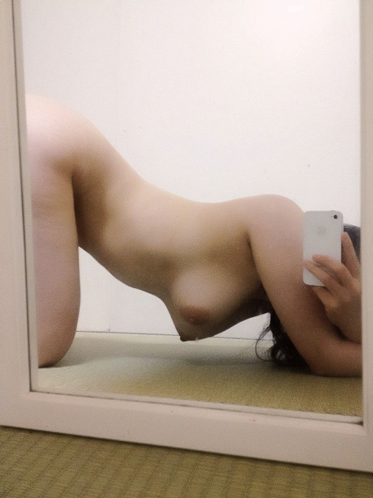All Hail The Sexy Japanese Girl Amateur Nude Selfies -5655