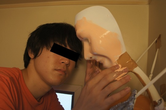 lonely japanese guy shower change girlfriend imgur