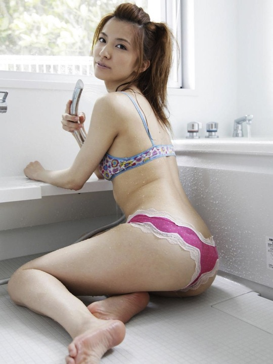 rei toda ass hot babe gravure idol naked japanese girl model sexy body