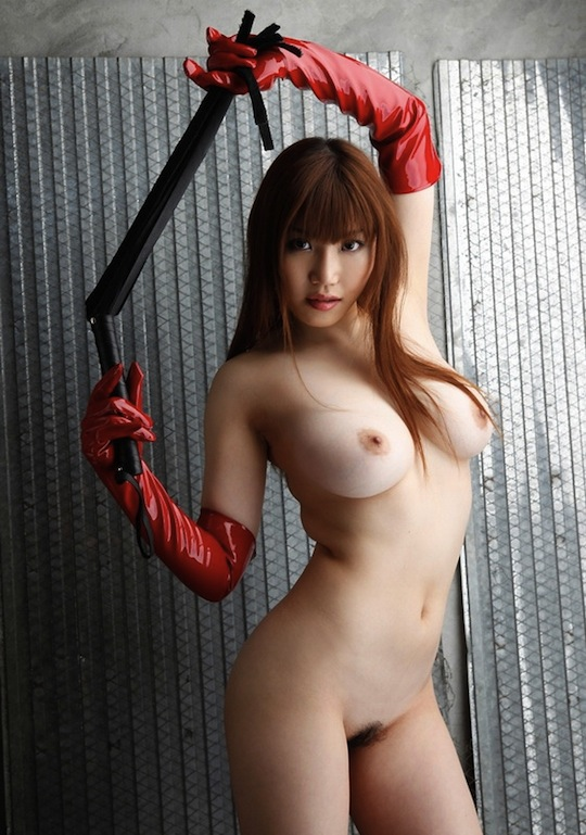 japanese dominatrix whip slave bondage