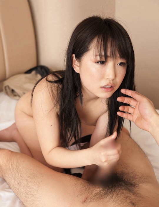 The amusing handjob japanese japan jap you thanks