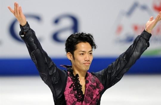seiko hashimoto daisuke takahashi sochi olympic forced kiss sexual harassment party drunk japanese skater