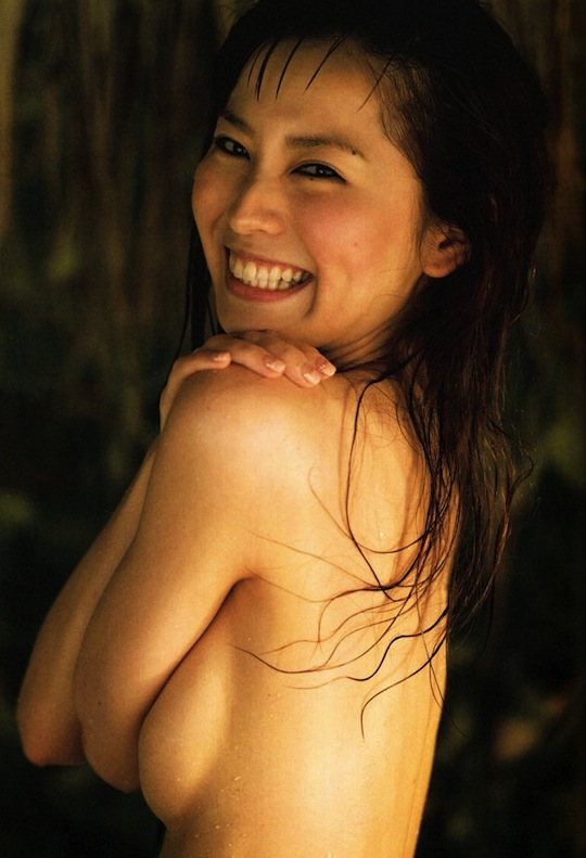 yui ichikawa gravure actress model sexy hot japanese