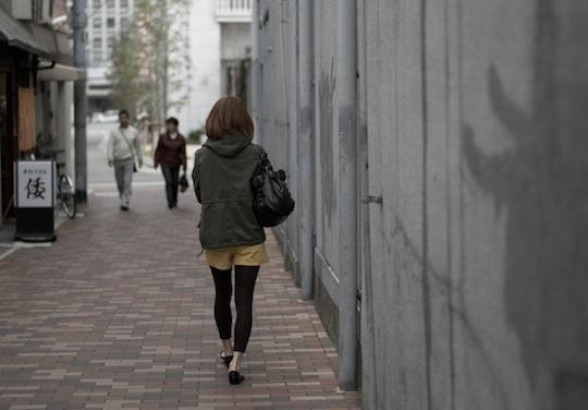 japan stalkers sex worker