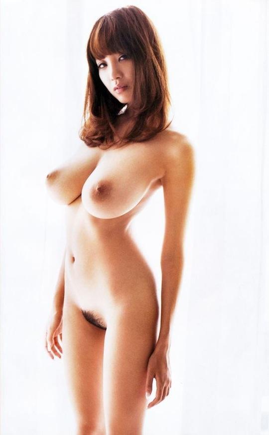 Rara anzai nude