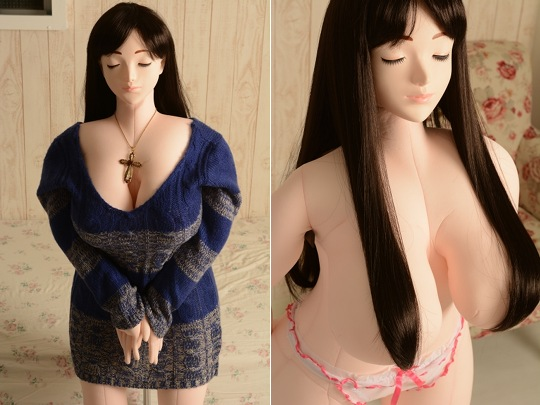 sex doll plush foam japan dekunoboo