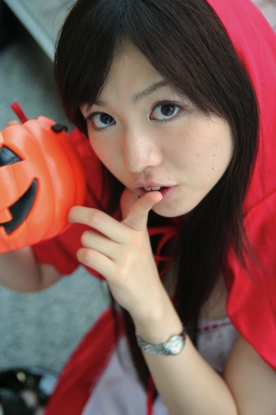 halloween costume cosplay japan mio model cute