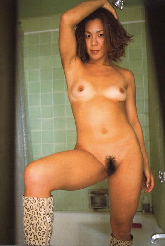 takako inoue japanese wrestler female idol nude naked sexy photo gravure full frontal sexy