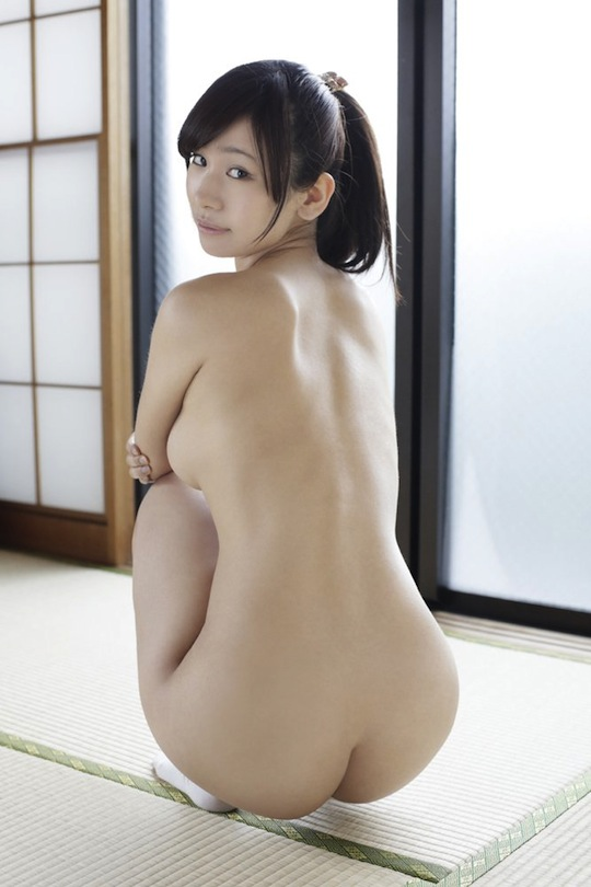 japanese girl tatami naked hot body washitsu