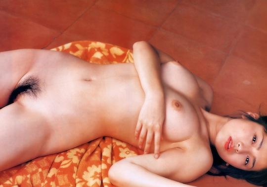 azumi kawashima adult video av star actress model japanese hot body jukujo milf naked nude hair