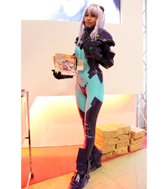 comiket 87 comic market cosplay japanese booth babe companion hot sexy cute girl