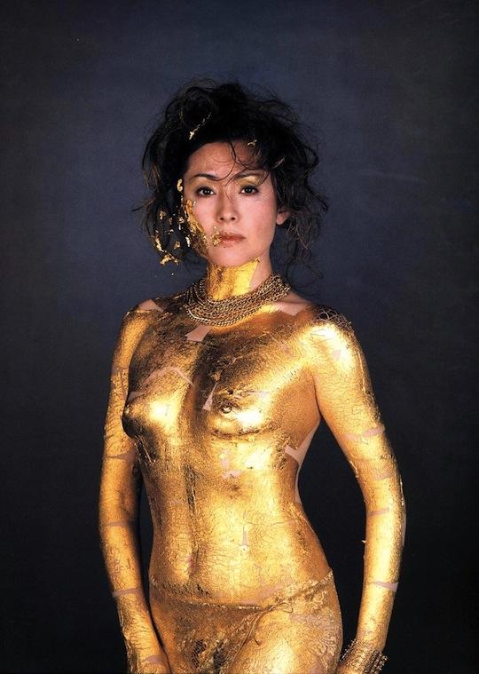 Asian women peeing video