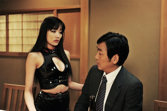 japanese dominatrix bondage bdsm slave mistress sexy whip pvc suit