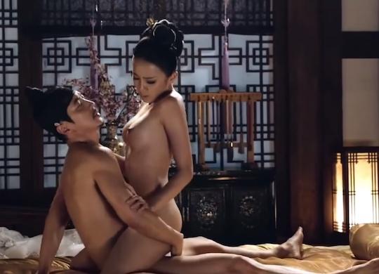 Эротические корейские художественные фильмы, фото трусы крутите