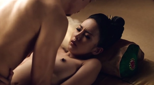 Kang hye jin bed scene 1 - 1 part 8